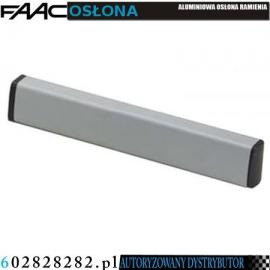 FAAC Aluminiowa osłona ramienia