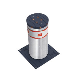 BFT STOPPY MBB KIT 219/500.C 230 LI C Zapora drogowa ze stali nierdzewnej