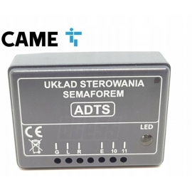CAME PL0064 Układ sterowania semaforem z regulacją