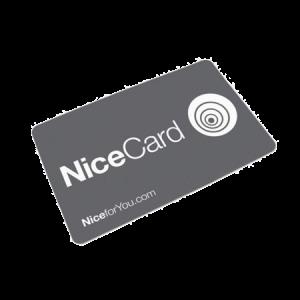 NICE MOCARD karta zbliżeniowa