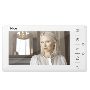 NICELOOK W Monitor z dotykowymi przyciskami