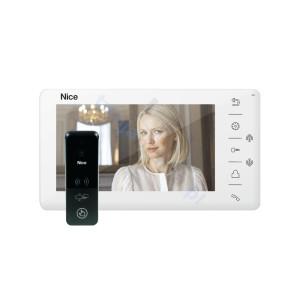 NICE W LOOK PLUS B - zestaw wideodomofonowy