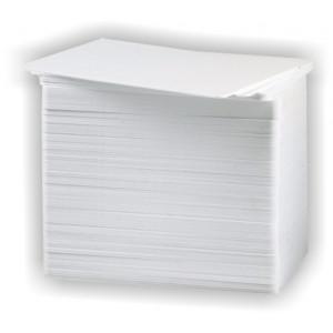 NICE CARD - karta zbliżeniowa w kolorze białym 13,56 MHz Myfare