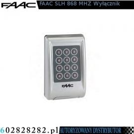 FAAC SLH 868 MHz Wyłącznik kodowany