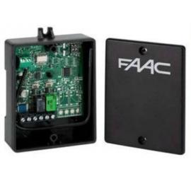 FAAC XR4 868C ODBIORNIK 4-KANAŁOWY ZEWNĘTRZNY