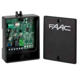 FAAC XR4 433 MHz ODBIORNIK 4-KANAŁOWY ZEWNĘTRZNY