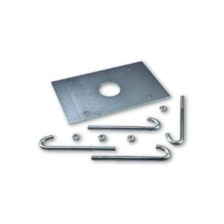 NICE SIA1 płyta montażowa z kotwami