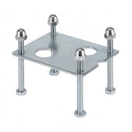 FAAC Podstawa fundamentowa do kolumny aluminiowej