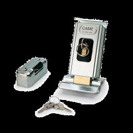 CAME LOCK81 uniwersalny poziomy lub pionowy, jednocylindrowy zamek elektromagnetyczny