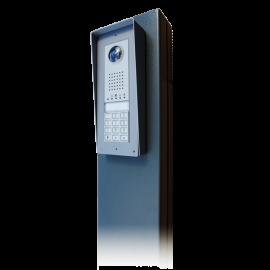 CAME PL0271 Słupek stalowy do paneli wejściowych
