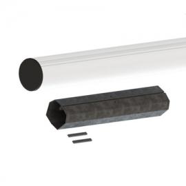 KEY ASTL6J Ramię aluminiowe dwuczęściowe