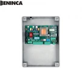 BENINCA PREMIER zestaw automatyki do bramy skrzydłowej do 6m, ramię przegubowe, 230Vac