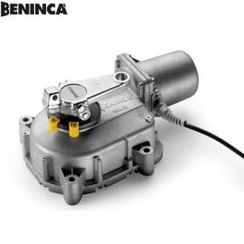 BENINCA DU.IT14NV napęd do bramy skrzydłowej, do 2,1m, montaż podziemny, wersja szybkobieżna