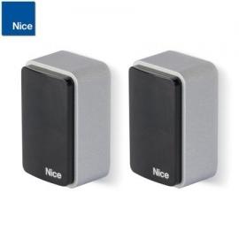 NICE EPMOB fotokomórki medium nadajnik + odbiornik, regulowane 30st., zasięg 30m, BLUEBUS