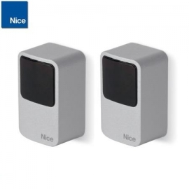NICE EPMAB fotokomórki medium nadajnik + odbiornik, kąt widzenia 10st., zasięg 30m, BLUEBUS