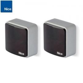 NICE EPLO fotokomórki large nadajnik + odbiornik regulowane 30st. zasięg 30m