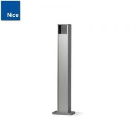 NICE PPH1 kolumna aluminiowa do fotokomórek serii EPM/EPL wys. 50cm, srebrna