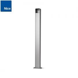 NICE PPK kolumna aluminiowa do serii EKS, EDS, ETP, wysokość 100cm, srebrna