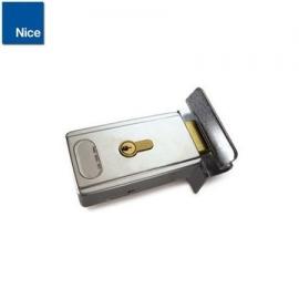 NICE PLA10 zamek elektromagnetyczny pionowy