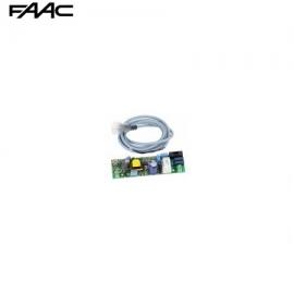 FAAC Zestaw do podłączenia oświetlenia ramion owalnych